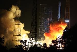 中国成功发射中星9B卫星