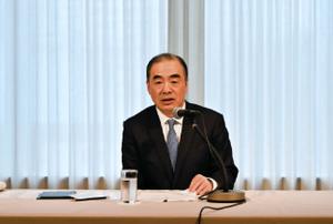 孔铉佑大使同日本经济界人士座谈交流
