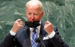 """拜登联大演讲宣称""""不寻求新冷战"""""""