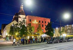 啤酒厂变身夜间博物馆